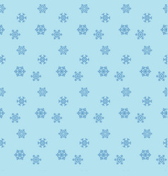Snowflakes icons vector