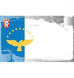 cape verde national flag vector image