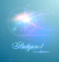 Simple beautiful background vector