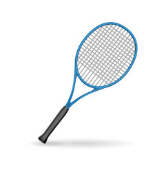 Racket tennis sport racket vector