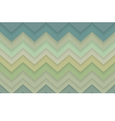 Zigzag chevron 3d pattern background vector