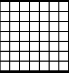 white square tiles texture vector image