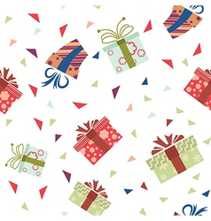 Presents pattern3 vector