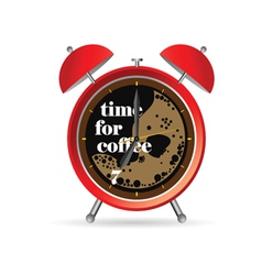 Clock part two vector