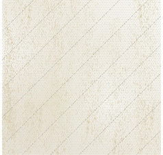 Fragment of clean new grey suede material vector image