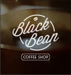 Vintage Coffee Logo 4 vector image