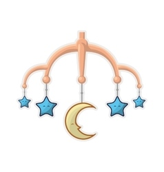 Hanger icon baby concept graphic vector