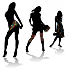 Fashion design vector