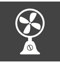 Table fan vector