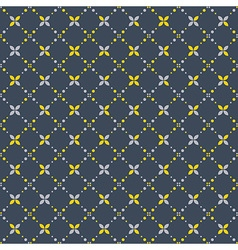Abstract geometric pattern small spots and dots vector image