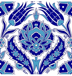 Traditional arabic pattern for your design vector image vector image