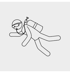 Extreme sport design vector