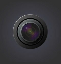 Image lenses for camera vector
