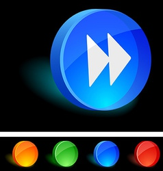 Forward Icon vector image