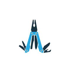 Multi tool colorful icon symbol premium quality vector