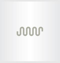 Pipe logo symbol vector