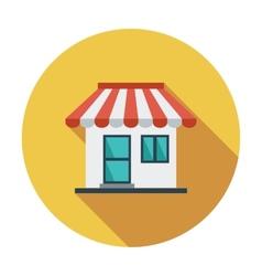Store icon vector image
