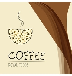 Coffee house icon coffee shop vector