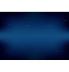 Dark space blue navy background vector