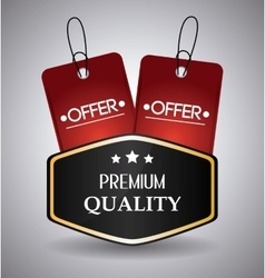 Best offer and quality design vector
