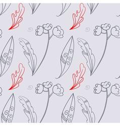 Original seamless pattern vector image