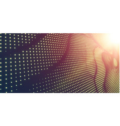 abstract background with shining vector image