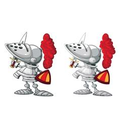 knight set vector image