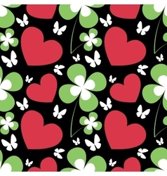 Patrick s Day pattern vector image