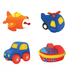 toy illustration vector image vector image