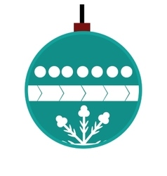 Christmas design decoration icon flat and vector