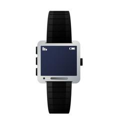 Smart watch technology vector