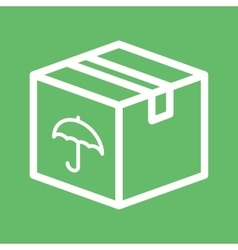 Packed box vector