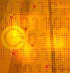 Binary code scene vector