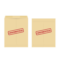 Confidential envelope vector