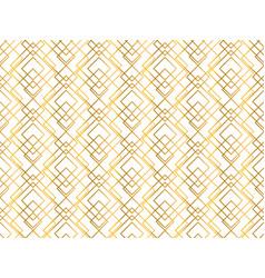 Golden texture seamless geometric pattern vector