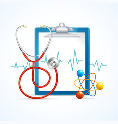 Health medical concept vector