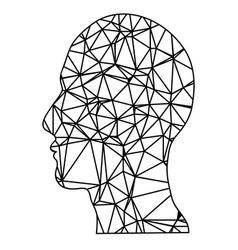 Geometric head vector