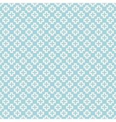 Pastel retro seamless pattern tiling vector