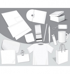 Blank objects vector