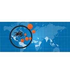 Zika zica virus masquito aedes aegypti spread vector