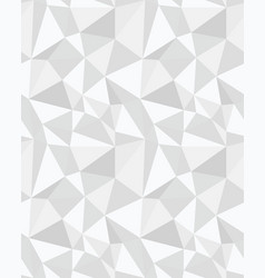 Seamless polygonal mosaic vector