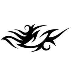Fantasy tattootattoos abstractionblack tribal vector