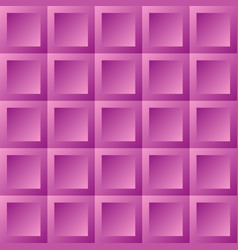 abstract background pink tiles vector image vector image