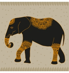 Animal elephant vector