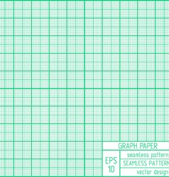 Graph paper seamless pattern vector