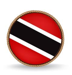 Trinidad and tobago seal vector