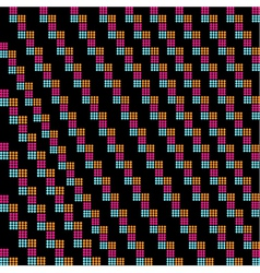 Seamless geometric pattern for design vector image vector image