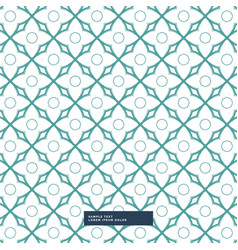 Abstract pattern shape background vector