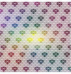 seamless design pattern vector image