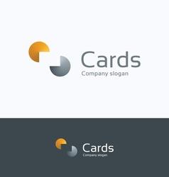 C cards logo vector